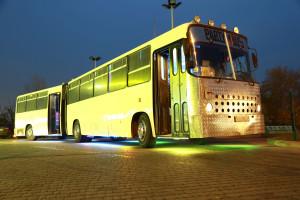 Silver Bus