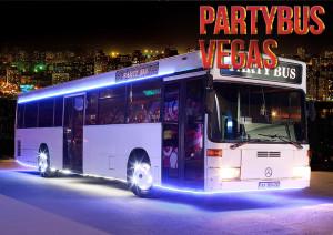 Partybus Vegas outdoor